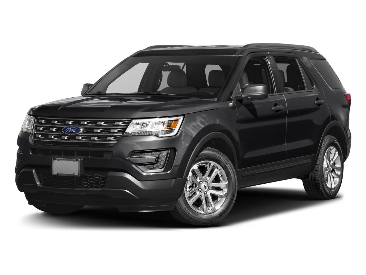 Used 2016 Ford Explorer  with VIN 1FM5K8B85GGB62897 for sale in Worthington, Minnesota