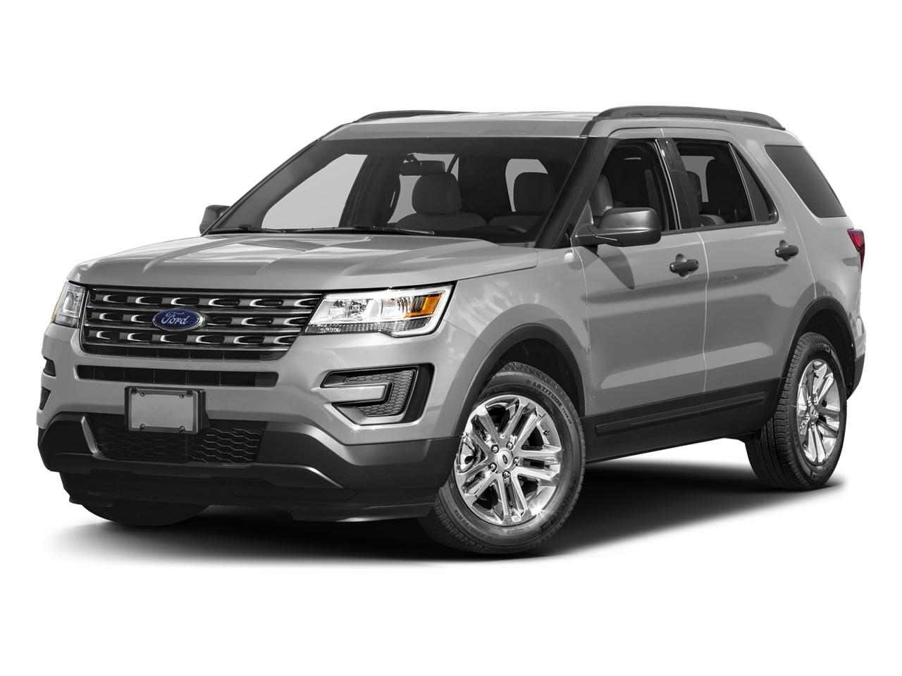2016 Ford Explorer Vehicle Photo in VINCENNES, IN 47591-5519