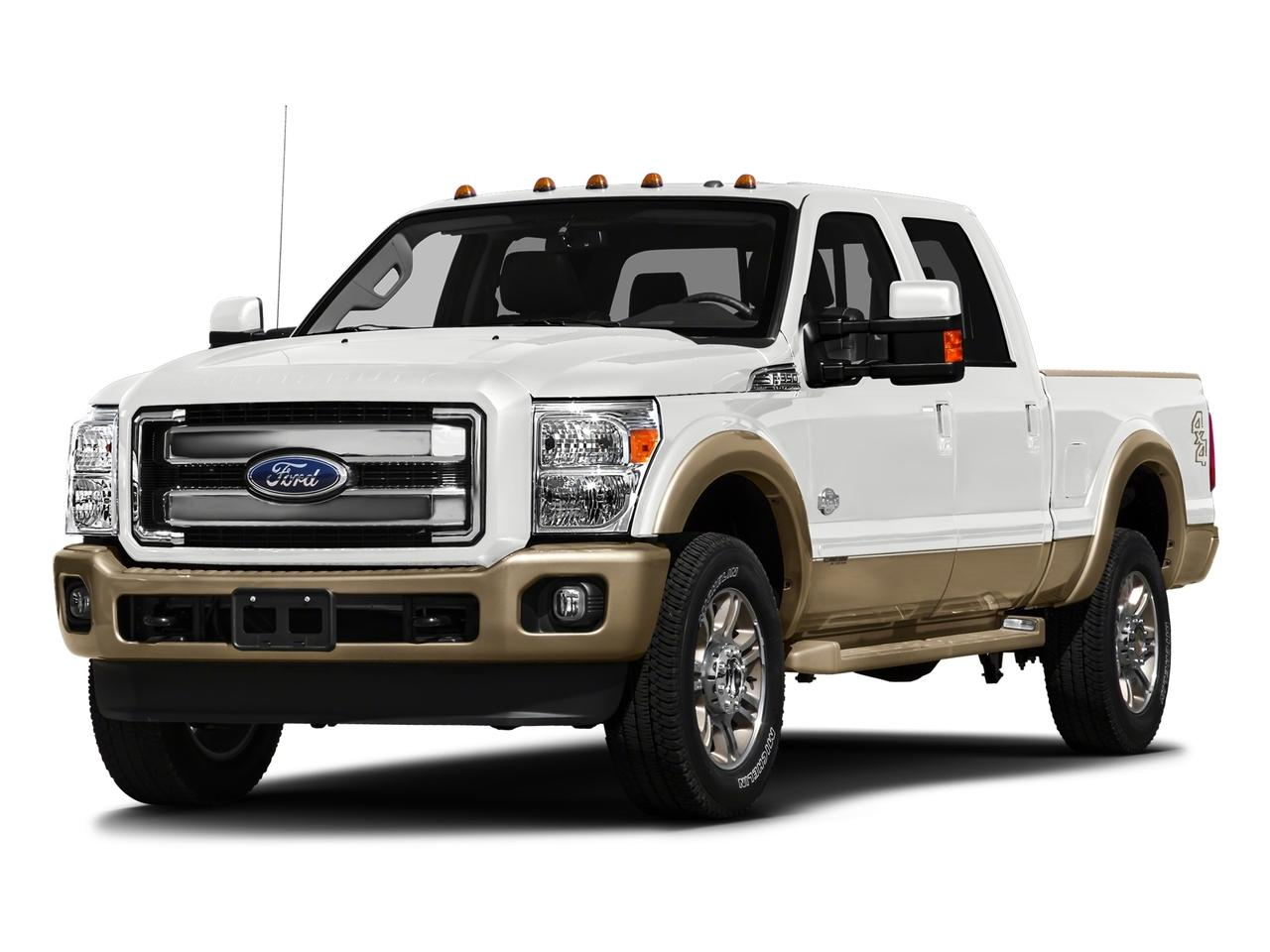 2016 Ford Super Duty F-250 SRW Vehicle Photo in TEMPLE, TX 76504-3447