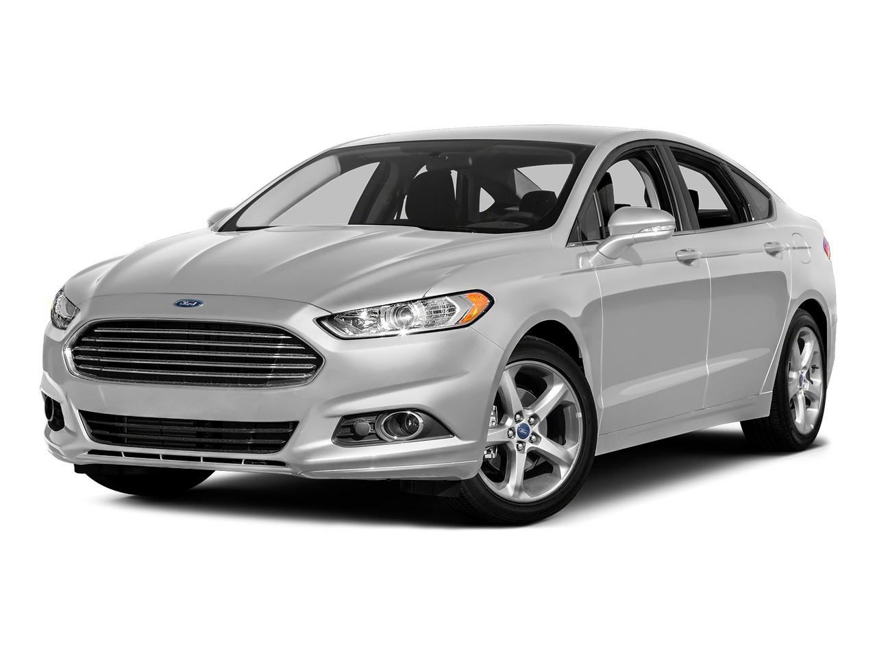 2016 Ford Fusion Vehicle Photo in DANVILLE, KY 40422-1146