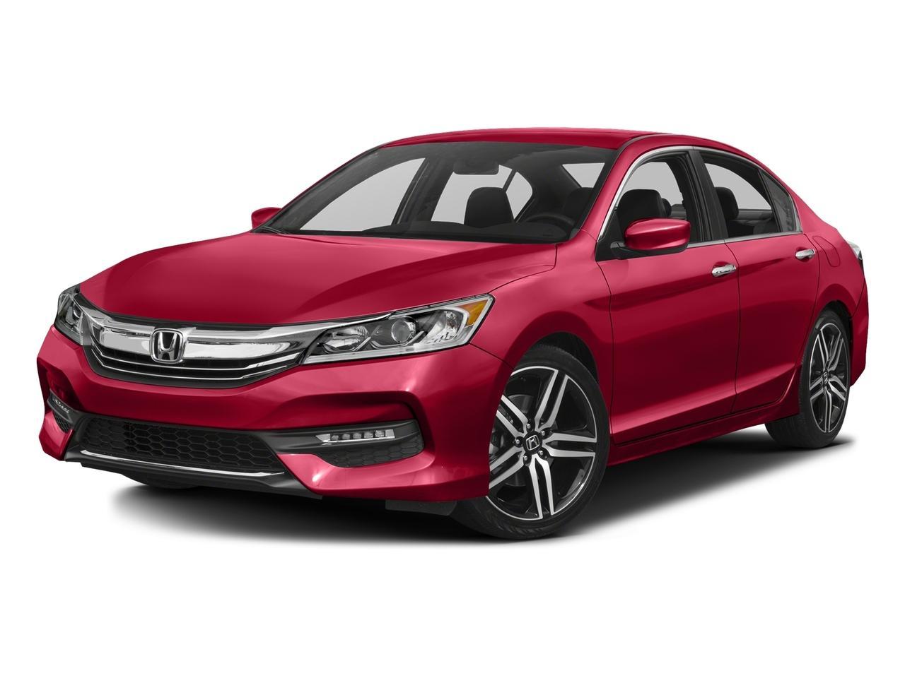 2016 Honda Accord Sedan Vehicle Photo in PORTLAND, OR 97225-3518
