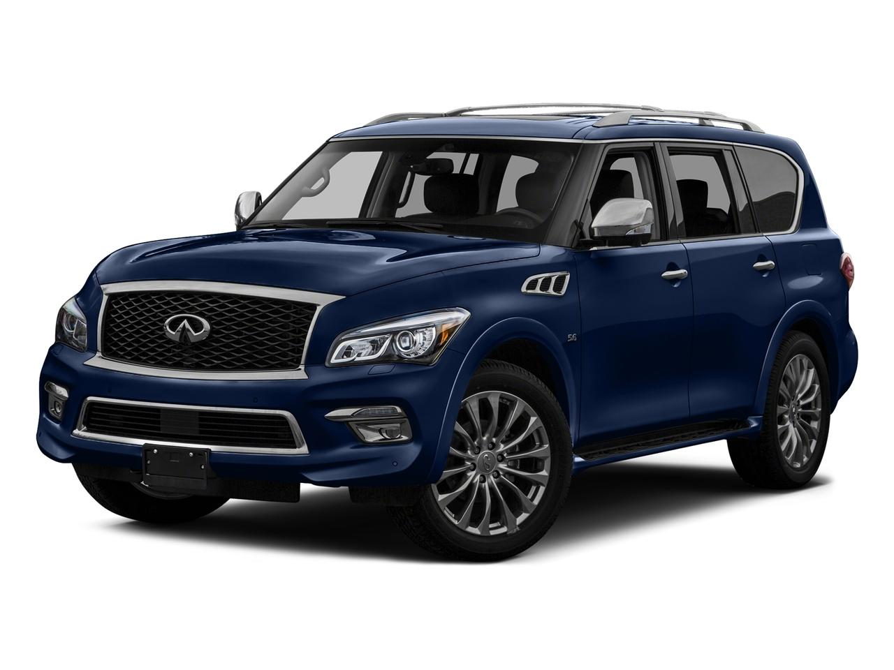 2016 INFINITI QX80 Vehicle Photo in ODESSA, TX 79762-8186