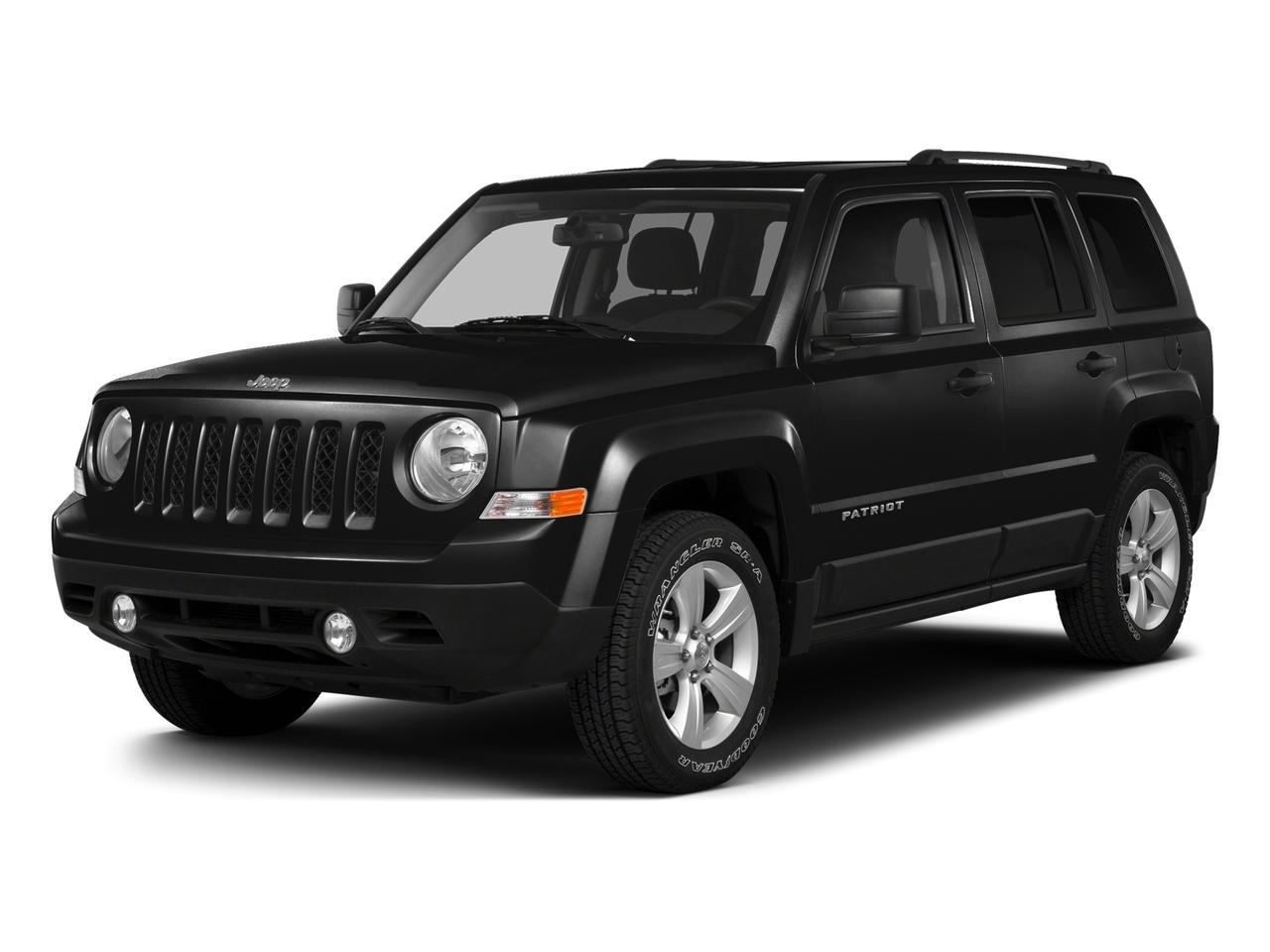 2016 Jeep Patriot Vehicle Photo in Plainfield, IL 60586