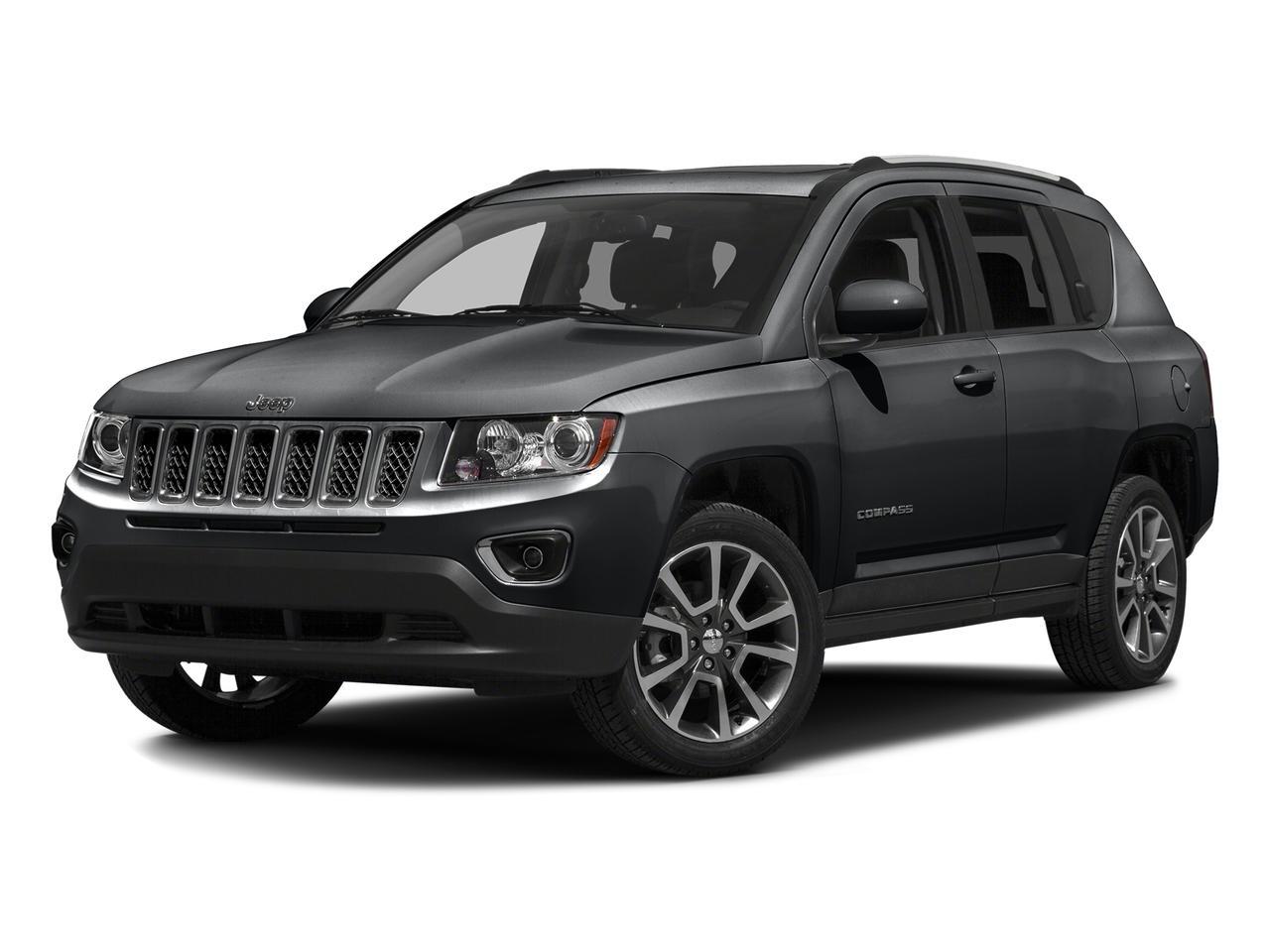 2016 Jeep Compass Vehicle Photo in OAK LAWN, IL 60453-2517