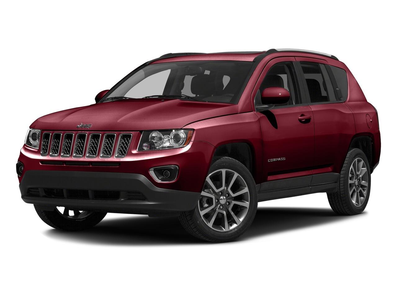 2016 Jeep Compass Vehicle Photo in Tucson, AZ 85711