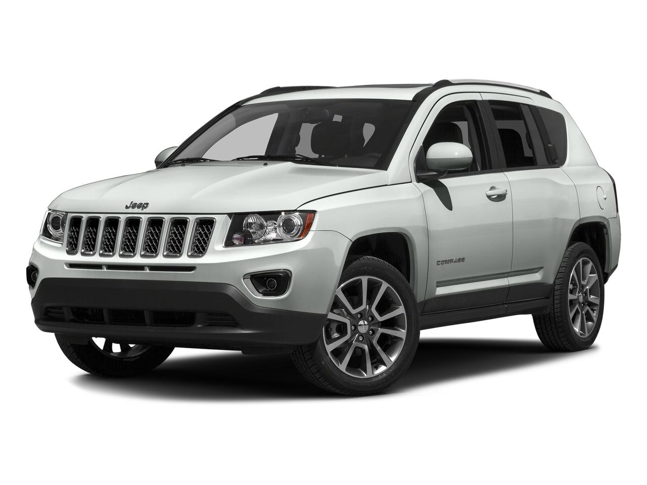 2016 Jeep Compass Vehicle Photo in CARLSBAD, CA 92008-4399
