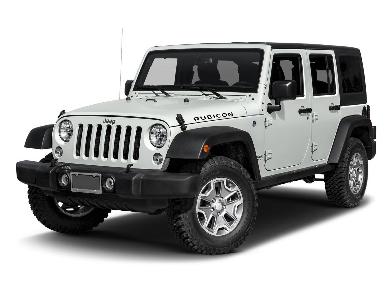 2016 Jeep Wrangler Unlimited Vehicle Photo in GARDNER, MA 01440-3110