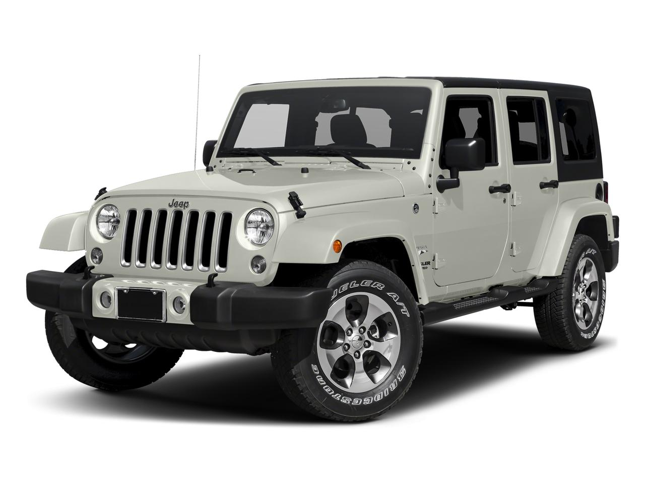 2016 Jeep Wrangler Unlimited Vehicle Photo in BOONVILLE, IN 47601-9633