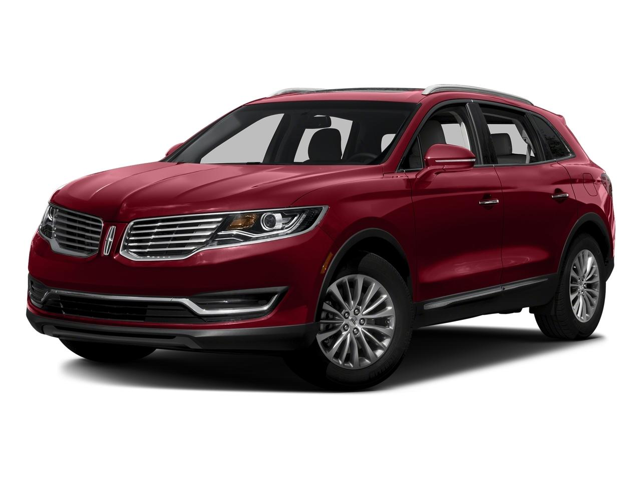 2016 LINCOLN MKX Vehicle Photo in Plainfield, IL 60586
