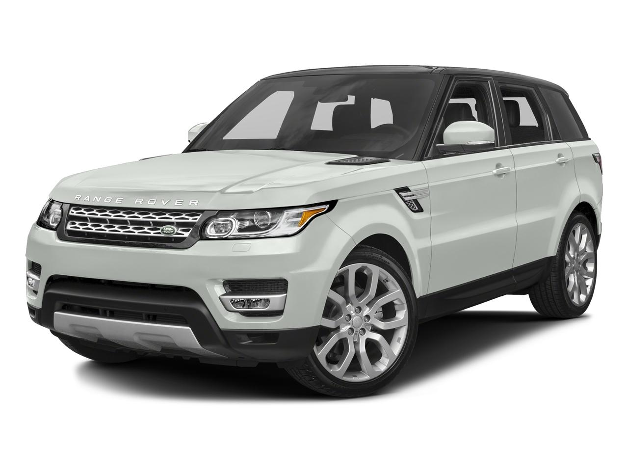 2016 Land Rover Range Rover Sport Vehicle Photo in San Antonio, TX 78230