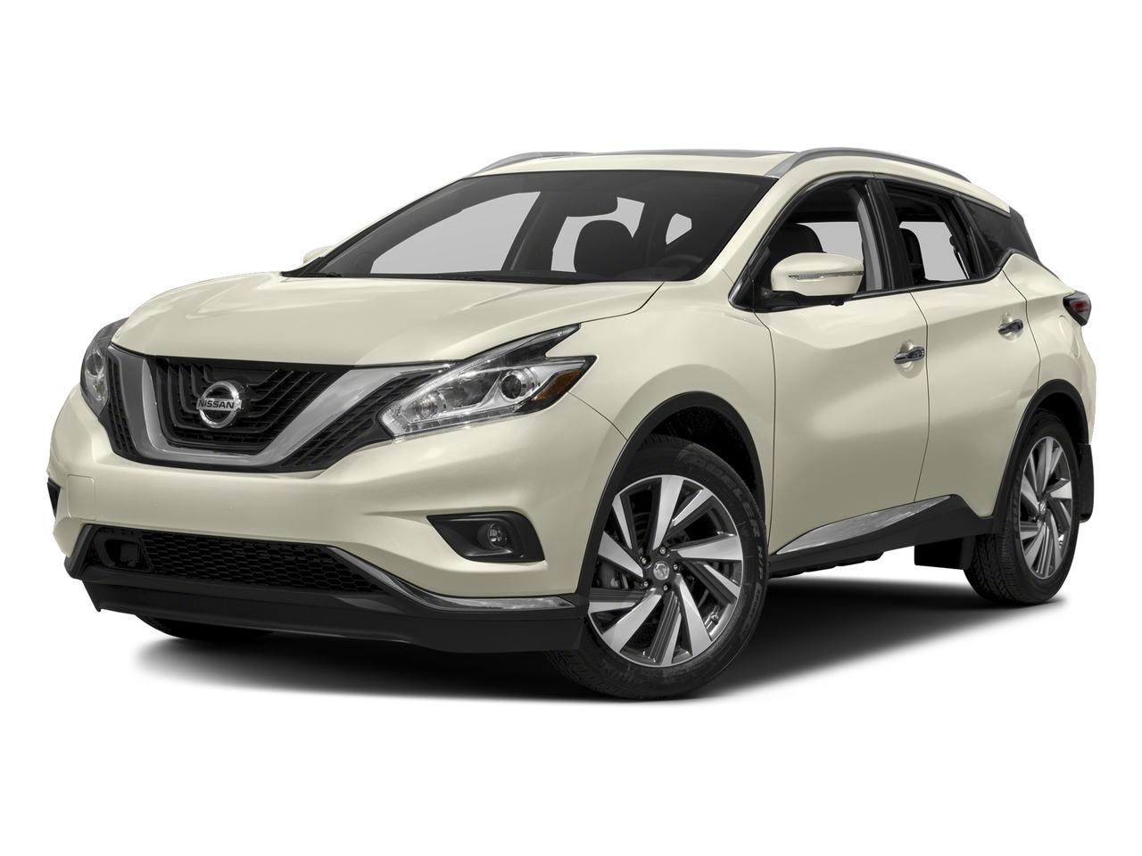 2016 Nissan Murano Vehicle Photo in VINCENNES, IN 47591-5519