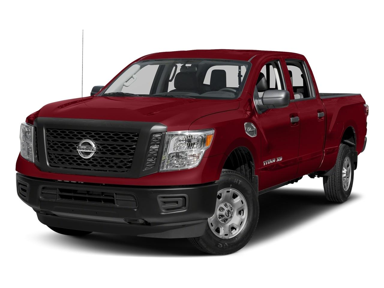 2016 Nissan Titan XD Vehicle Photo in TEMPLE, TX 76504-3447