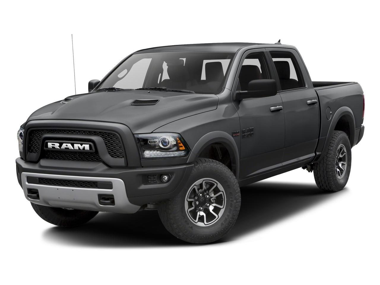 2016 Ram 1500 Vehicle Photo in EMPORIA, VA 23847-1235
