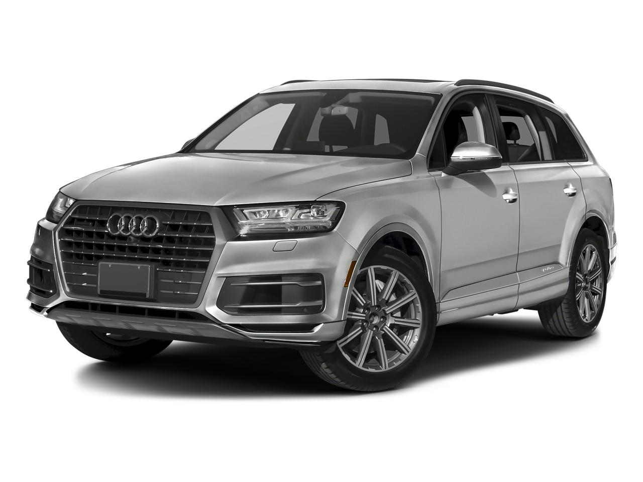 2017 Audi Q7 Vehicle Photo in VINCENNES, IN 47591-5519