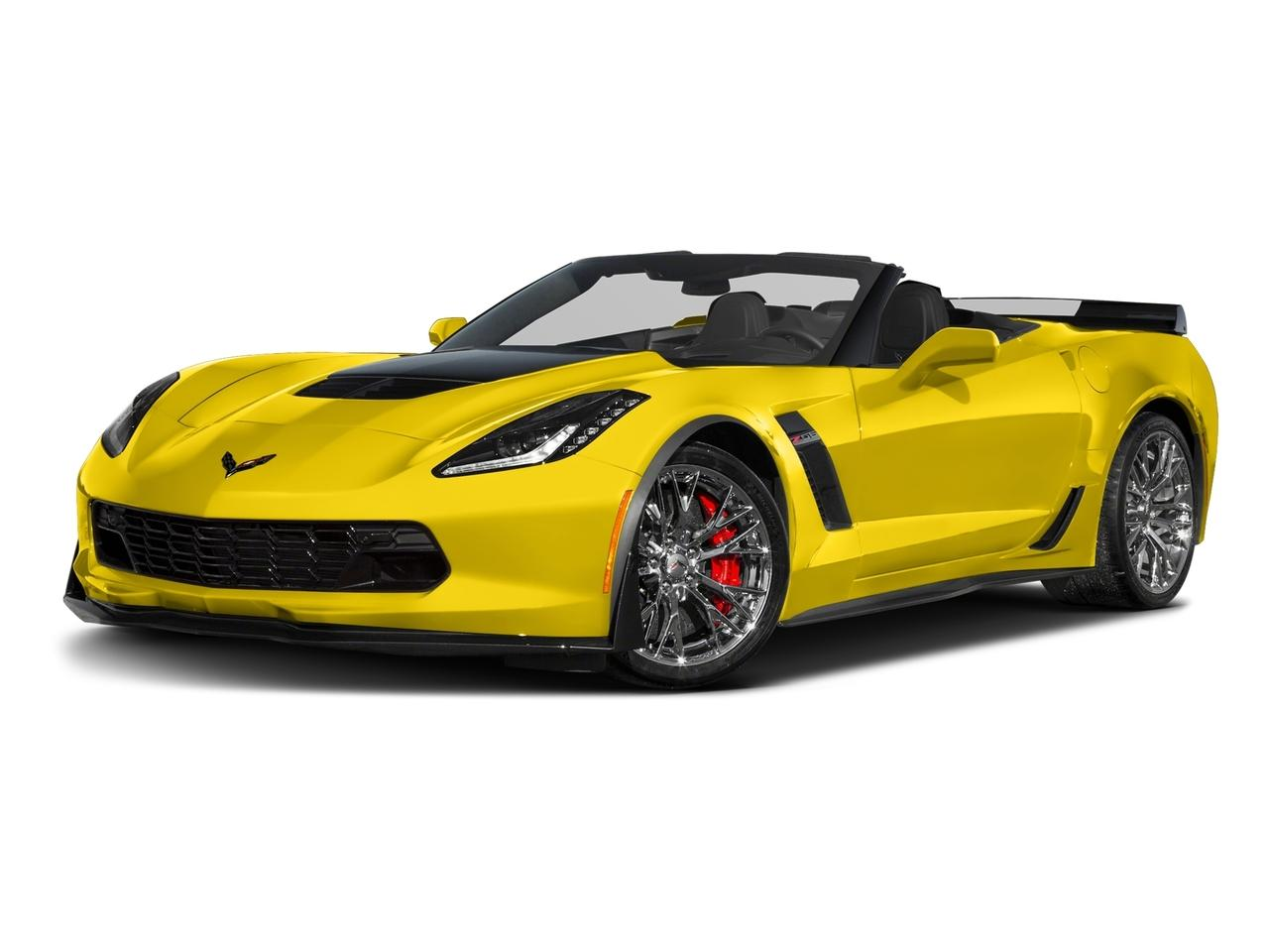 2017 Chevrolet Corvette Vehicle Photo in GREENSBORO, NC 27405-6904