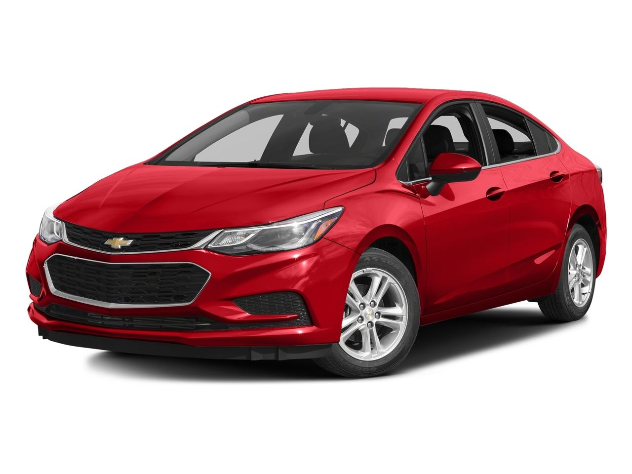 2017 Chevrolet Cruze Vehicle Photo in VINCENNES, IN 47591-5519