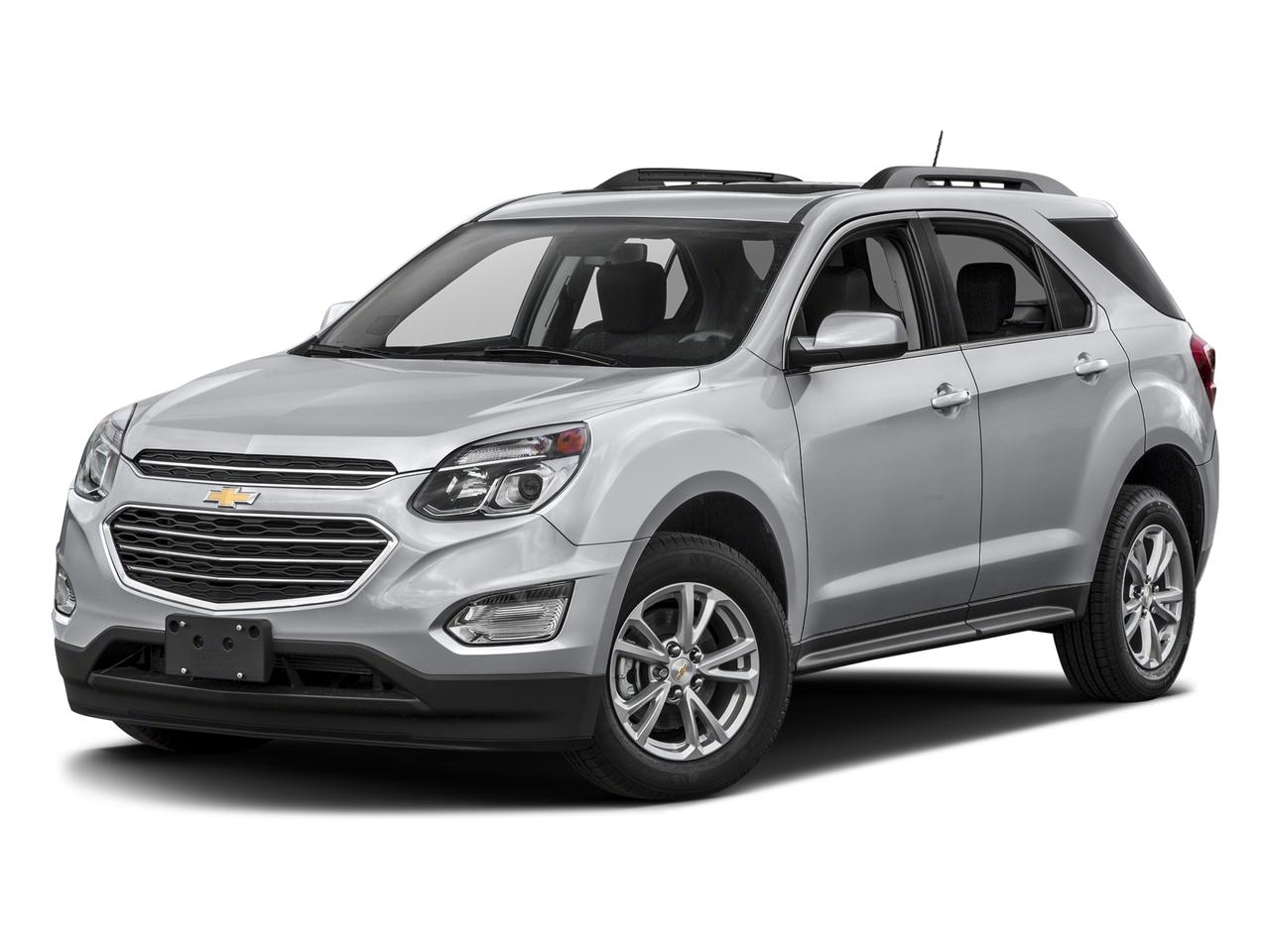 2017 Chevrolet Equinox Vehicle Photo in VINCENNES, IN 47591-5519