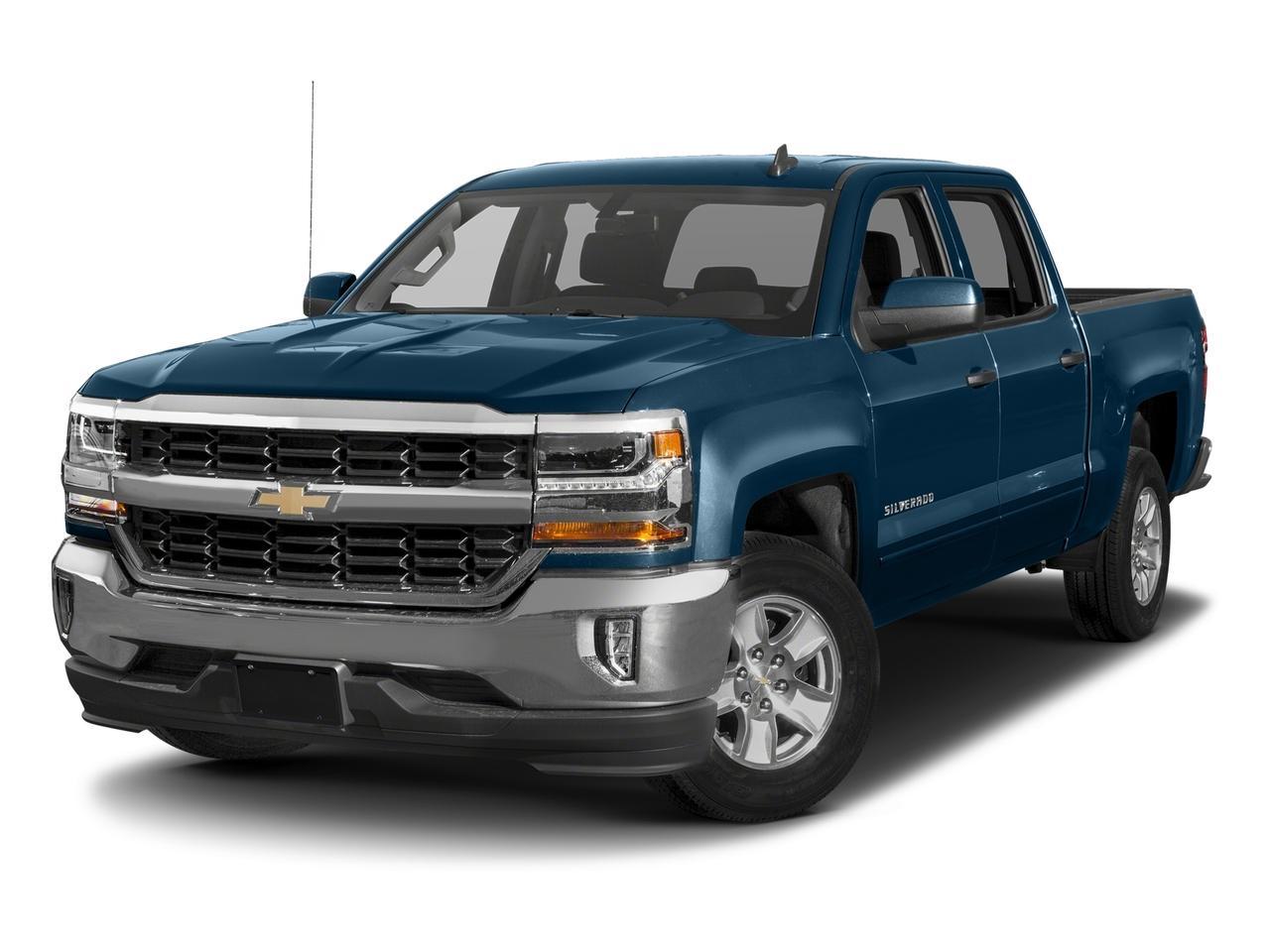 2017 Chevrolet Silverado 1500 Vehicle Photo in VINCENNES, IN 47591-5519