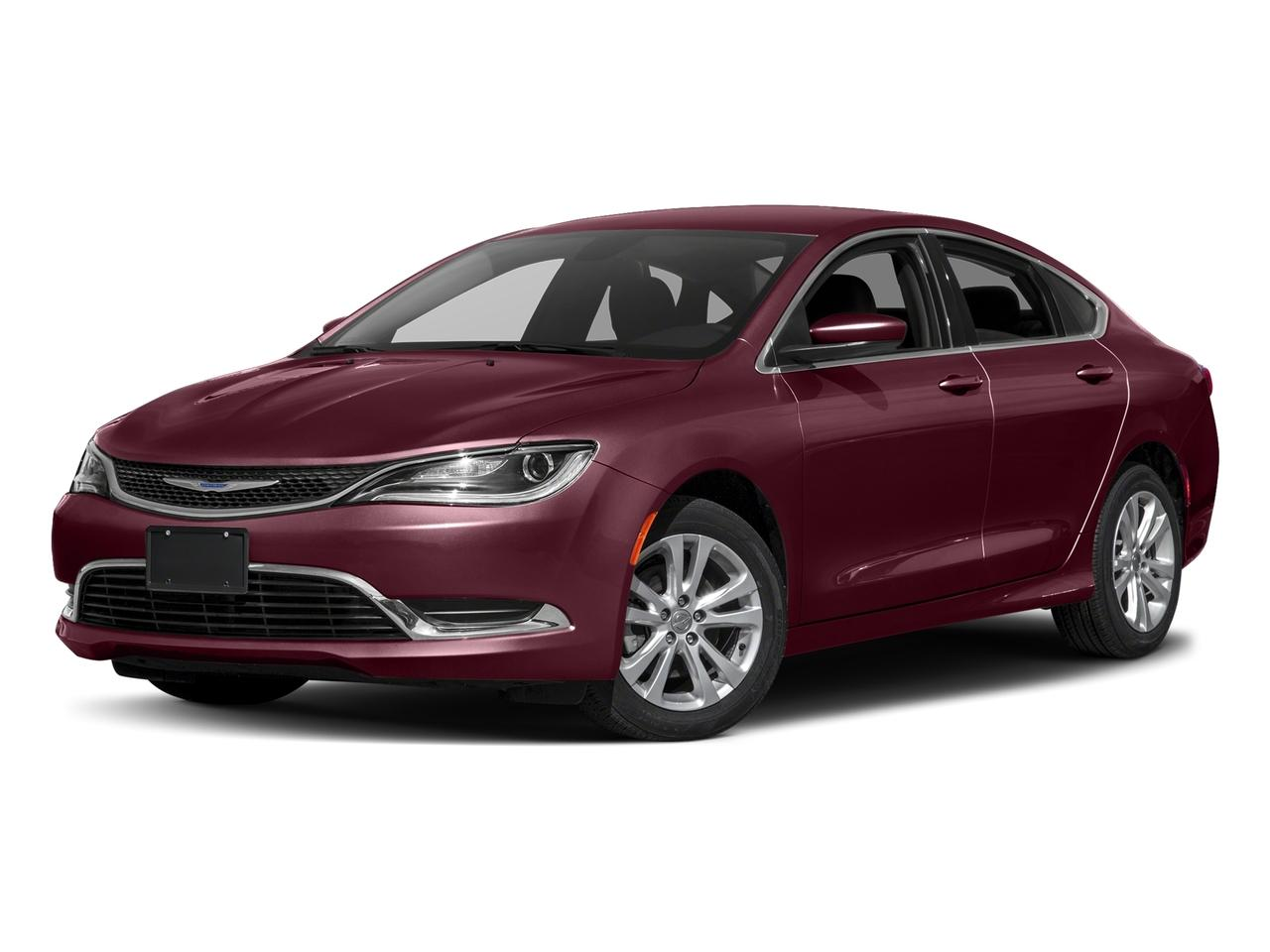 2017 Chrysler 200 Vehicle Photo in TEMPLE, TX 76504-3447