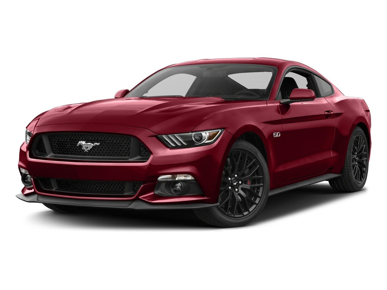 2017 Ford Mustang Vehicle Photo in Grapevine, TX 76051