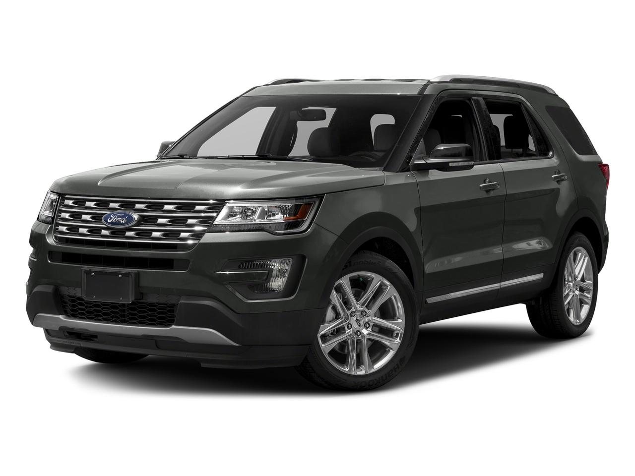 2017 Ford Explorer Vehicle Photo in Odessa, TX 79762