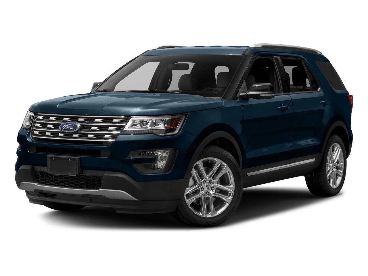 2017 Ford Explorer Vehicle Photo in MEDINA, OH 44256-9631