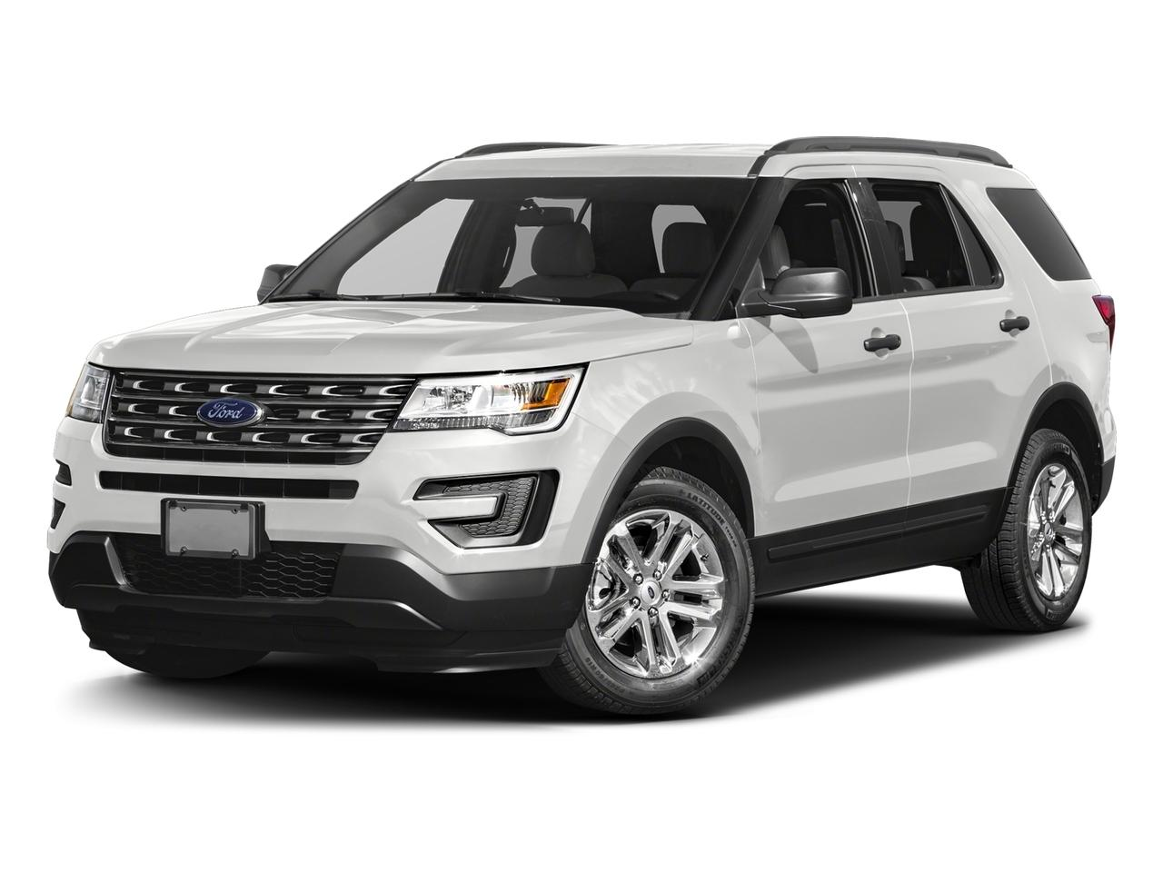 2017 Ford Explorer Vehicle Photo in GAINESVILLE, FL 32609-3647
