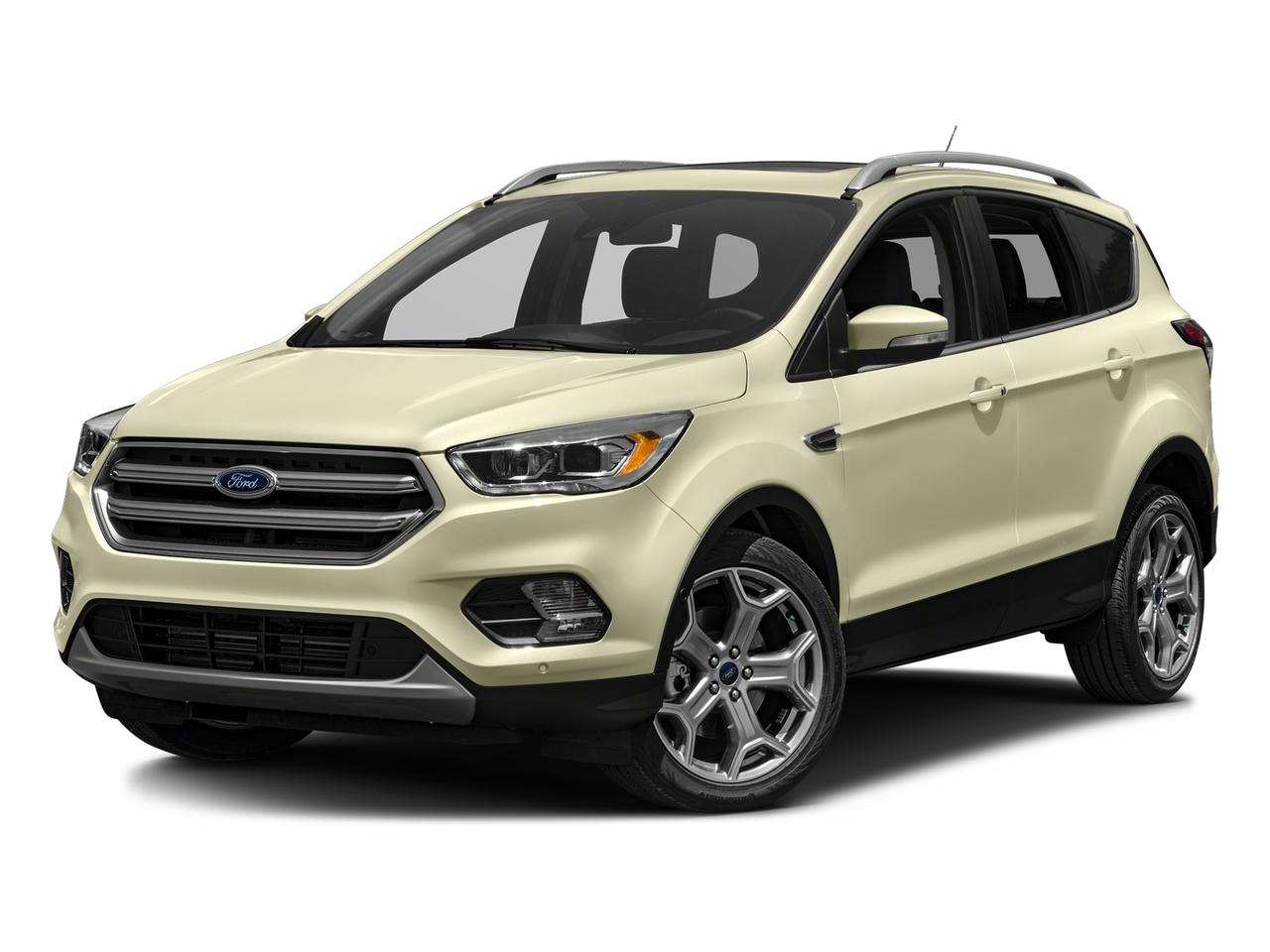 2017 Ford Escape Vehicle Photo in MEDINA, OH 44256-9631