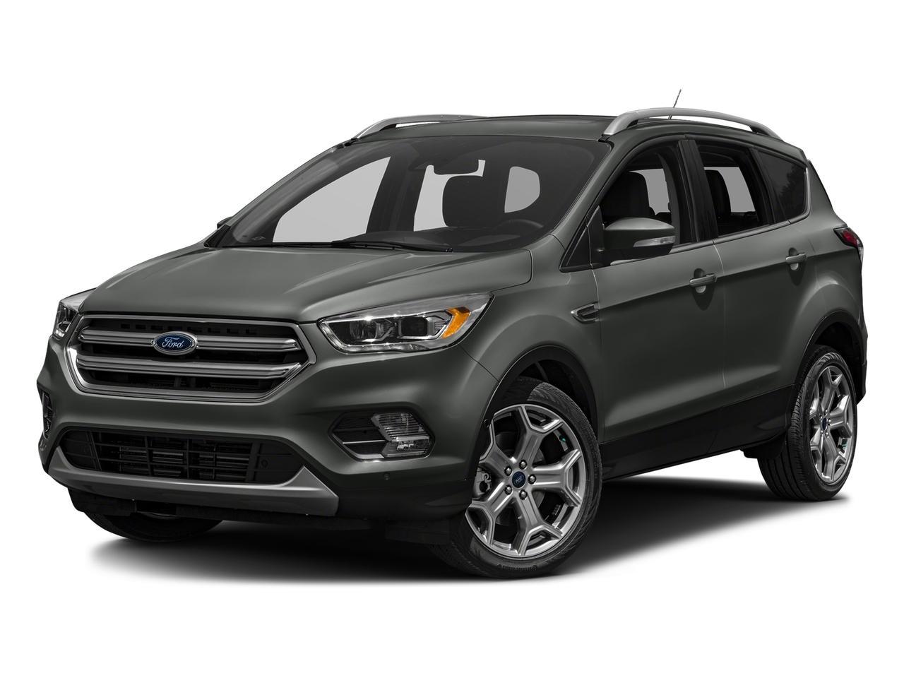 2017 Ford Escape Vehicle Photo in TREVOSE, PA 19053-4984