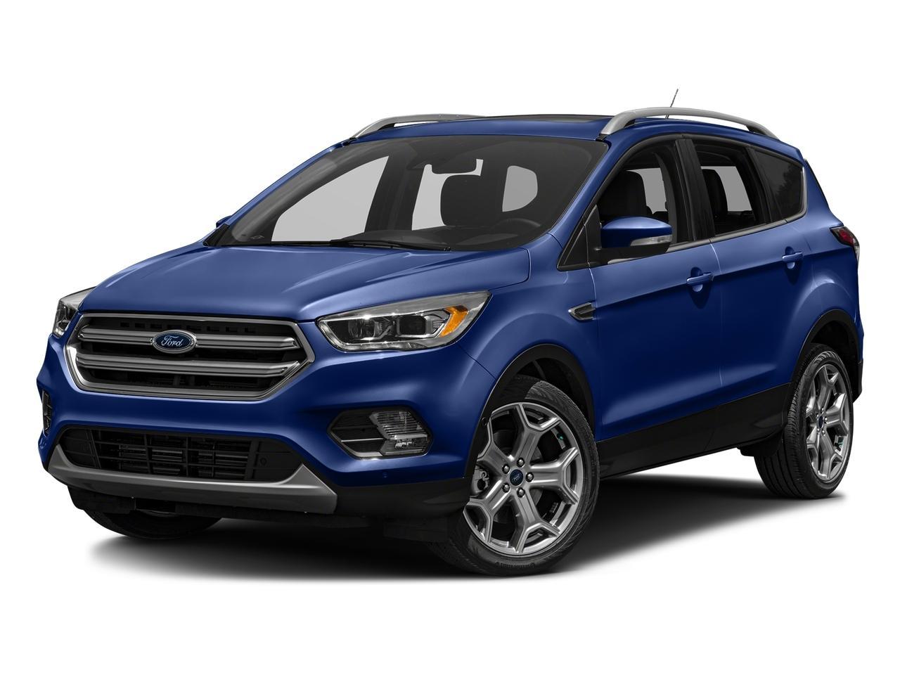 2017 Ford Escape Vehicle Photo in Peoria, IL 61615