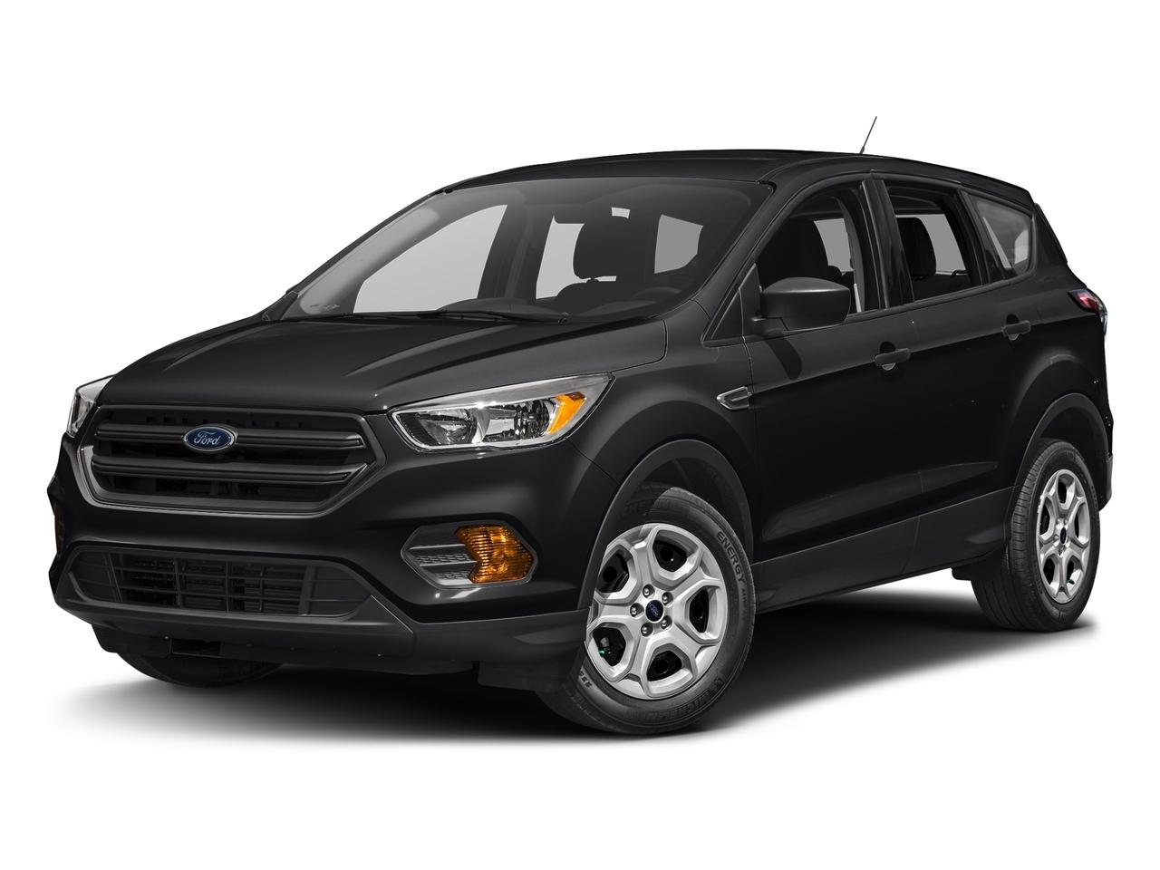 2017 Ford Escape Vehicle Photo in GILBERT, AZ 85297-0402