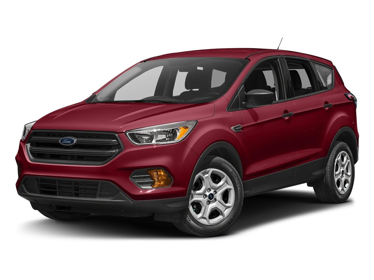 2017 Ford Escape Vehicle Photo in Plainfield, IL 60586
