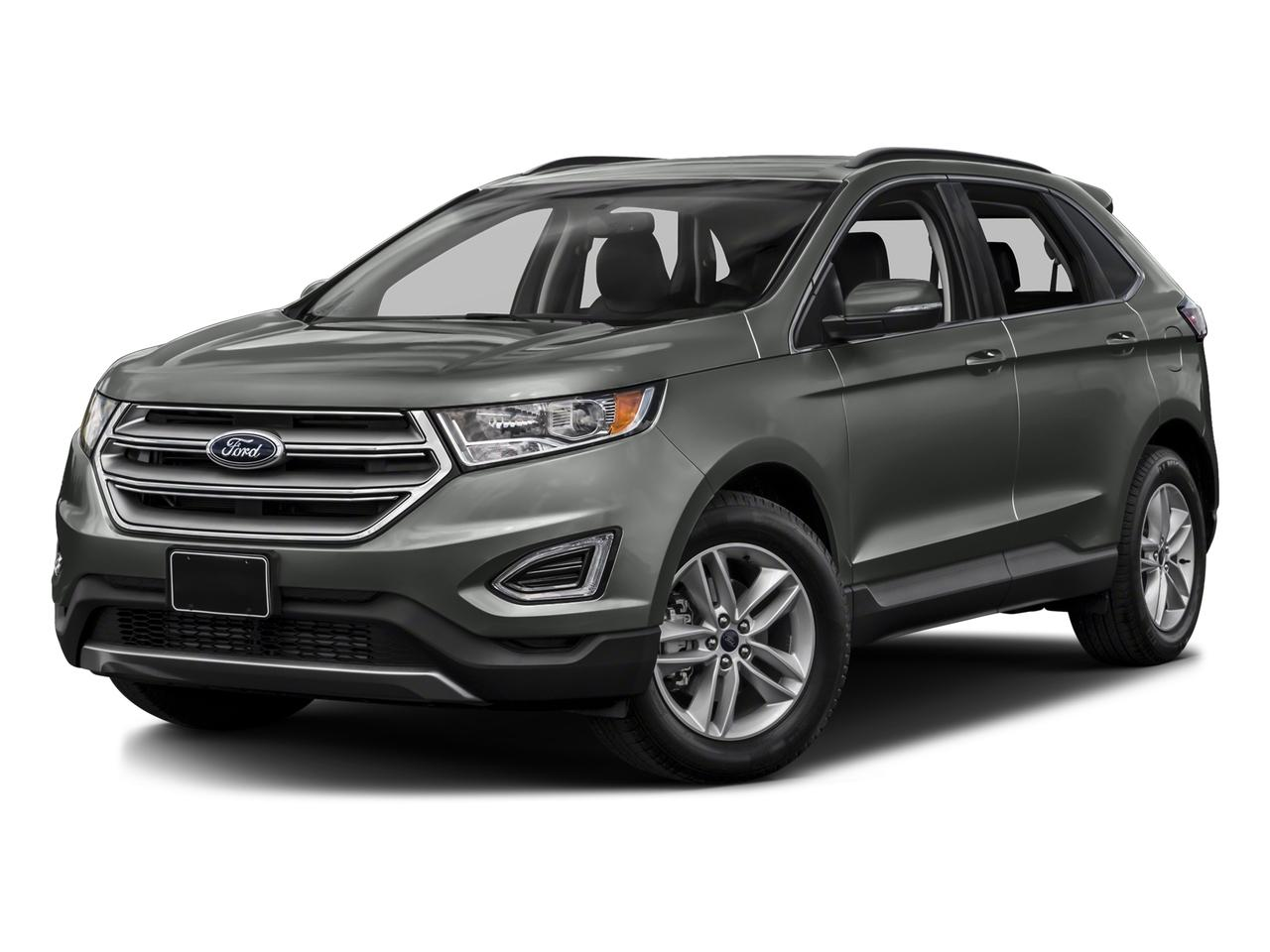 2017 Ford Edge Vehicle Photo in MEDINA, OH 44256-9631