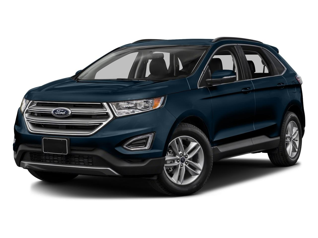 2017 Ford Edge Vehicle Photo in GAINESVILLE, FL 32609-3647