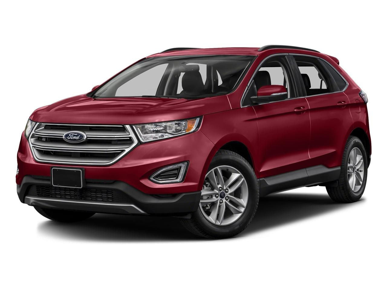 2017 Ford Edge Vehicle Photo in Colorado Springs, CO 80905