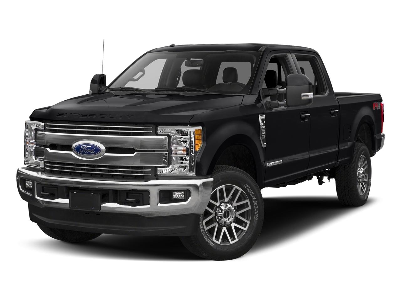 2017 Ford Super Duty F-350 SRW Vehicle Photo in Colorado Springs, CO 80920