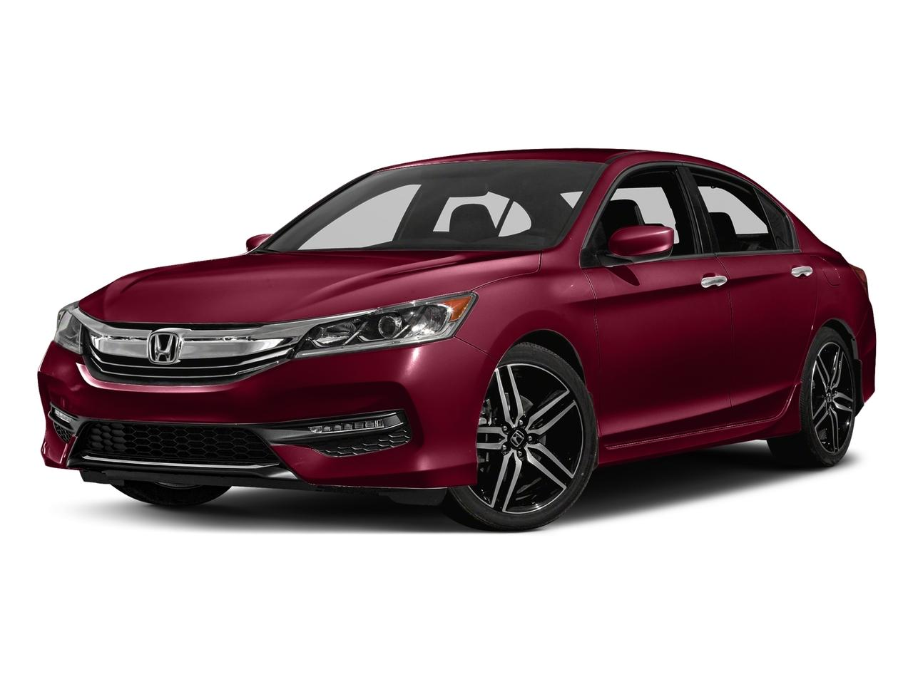 2017 Honda Accord Sedan Vehicle Photo in San Antonio, TX 78238