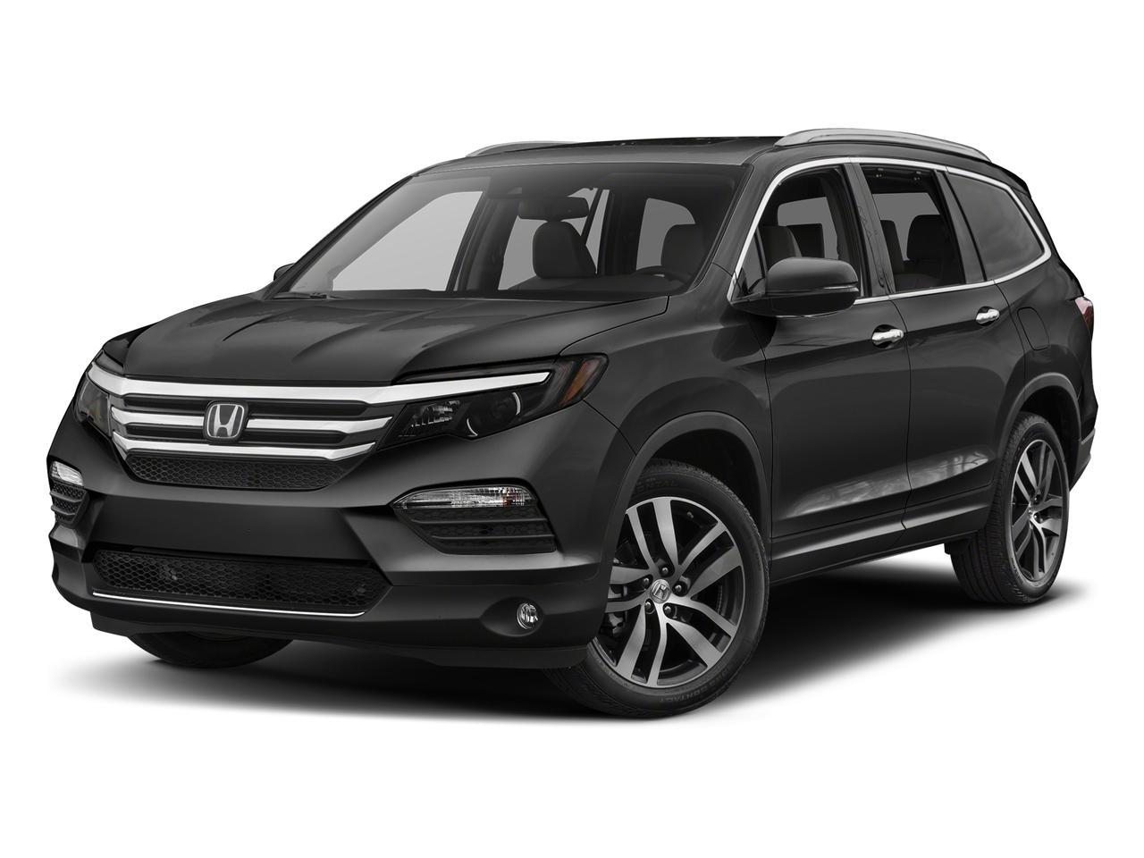 2017 Honda Pilot Vehicle Photo in San Antonio, TX 78238