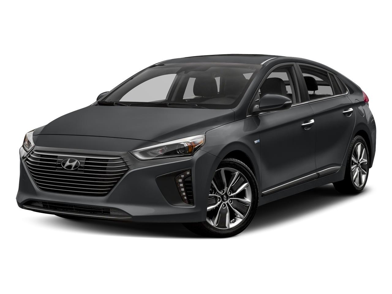 2017 Hyundai IONIQ Hybrid Vehicle Photo in Merrillville, IN 46410