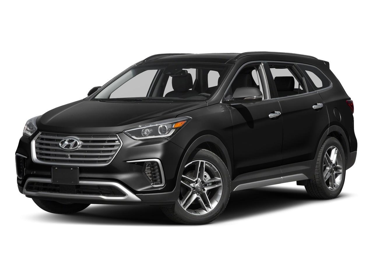 2017 Hyundai Santa Fe Vehicle Photo in Odessa, TX 79762