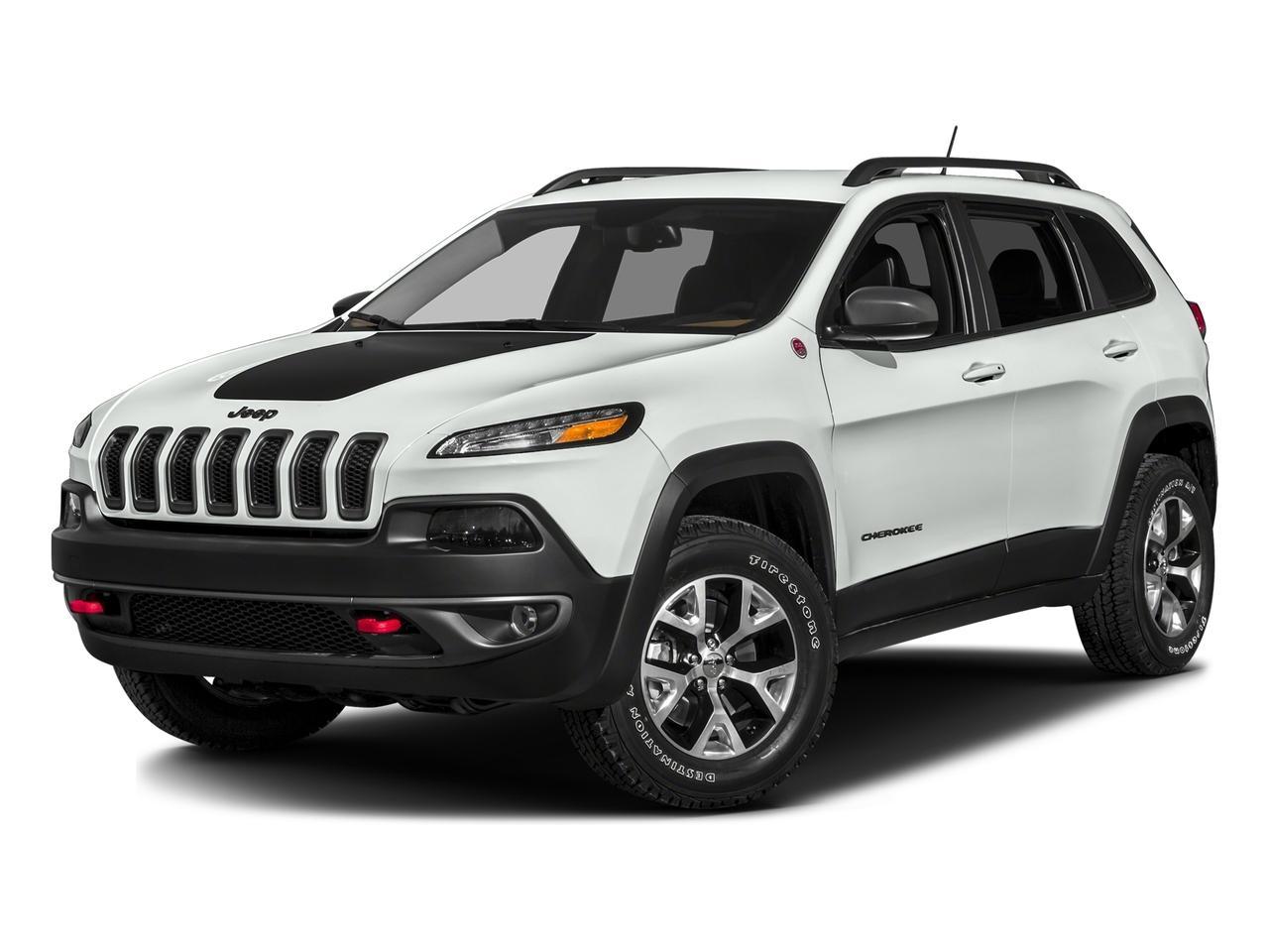 2017 Jeep Cherokee Vehicle Photo in DANVILLE, KY 40422-1146