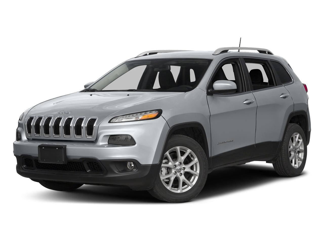 2017 Jeep Cherokee Vehicle Photo in Tucson, AZ 85712