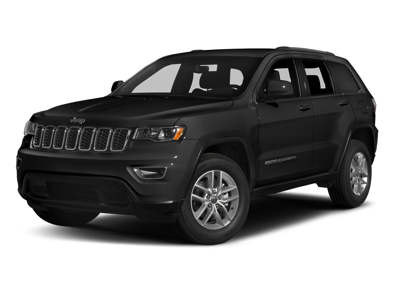 2017 Jeep Grand Cherokee Vehicle Photo in Plainfield, IL 60586
