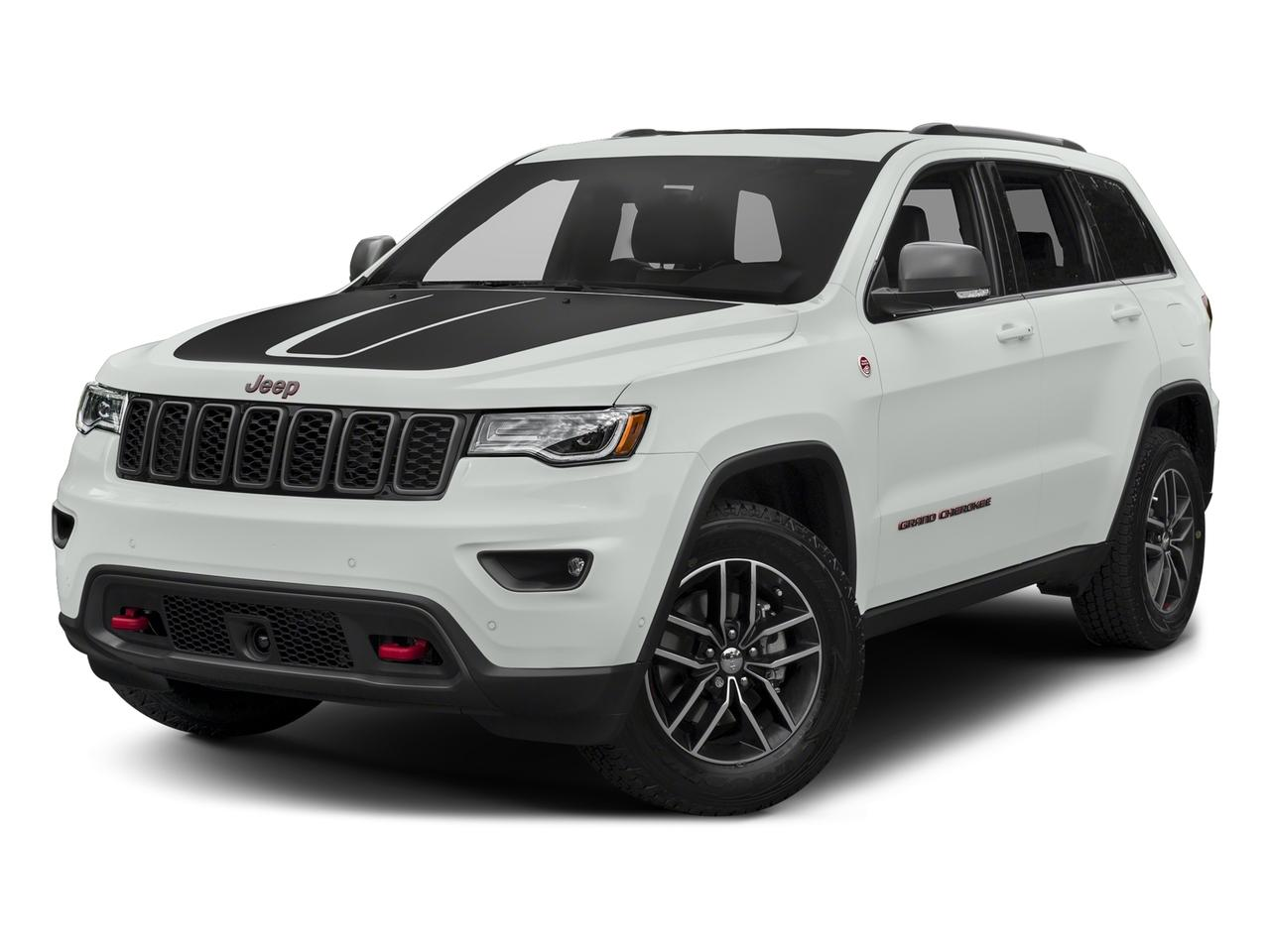 2017 Jeep Grand Cherokee Vehicle Photo in MEDINA, OH 44256-9631