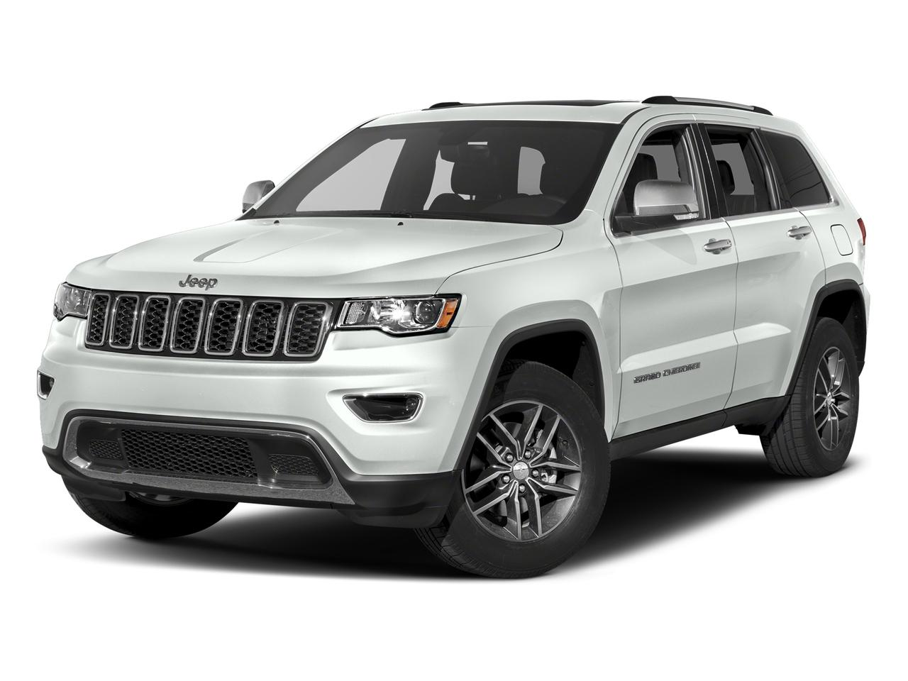 2017 Jeep Grand Cherokee Vehicle Photo in COLMA, CA 94014-3284