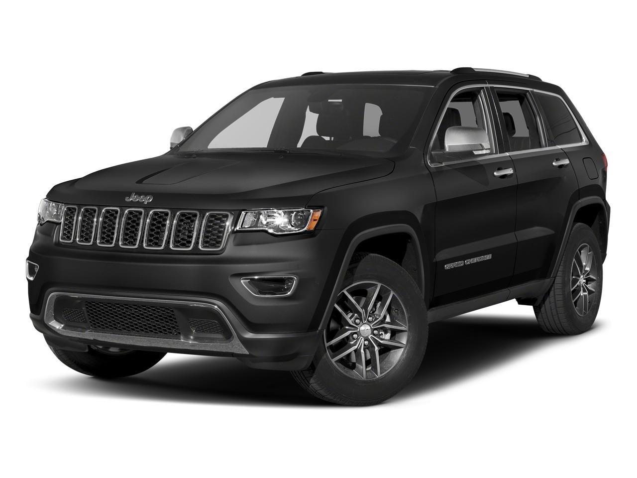 2017 Jeep Grand Cherokee Vehicle Photo in TERRYVILLE, CT 06786-5904