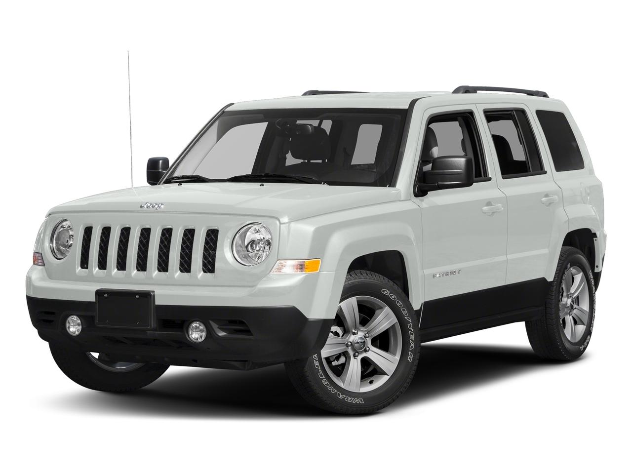 2017 Jeep Patriot Vehicle Photo in Plainfield, IL 60586