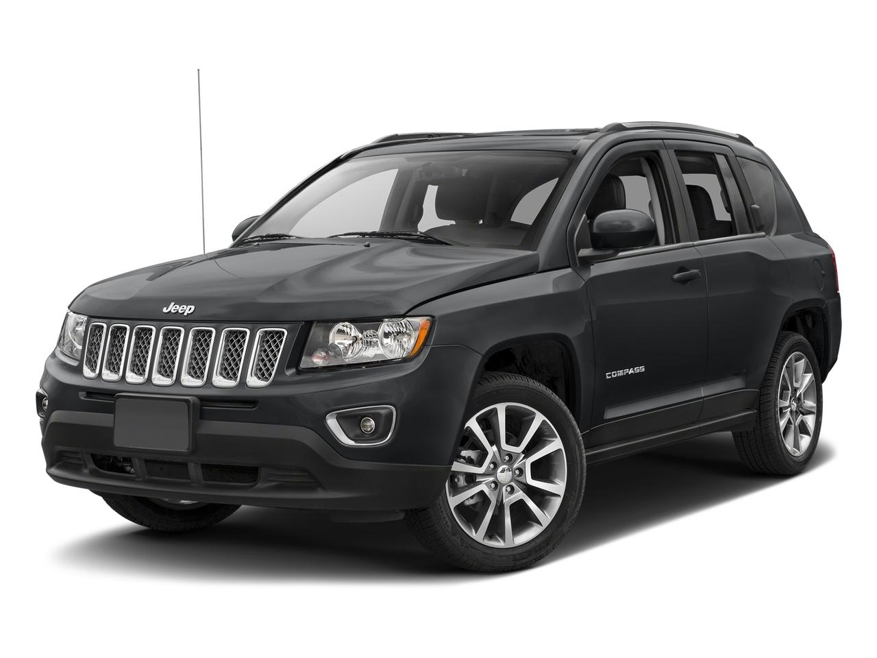 2017 Jeep Compass Vehicle Photo in Plainfield, IL 60586