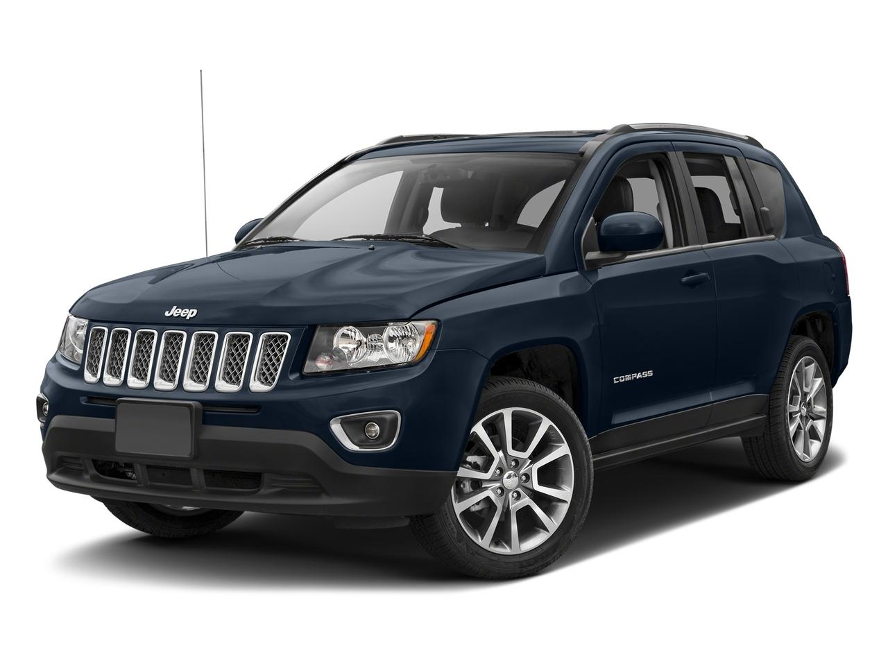2017 Jeep Compass Vehicle Photo in GAINESVILLE, FL 32609-3647