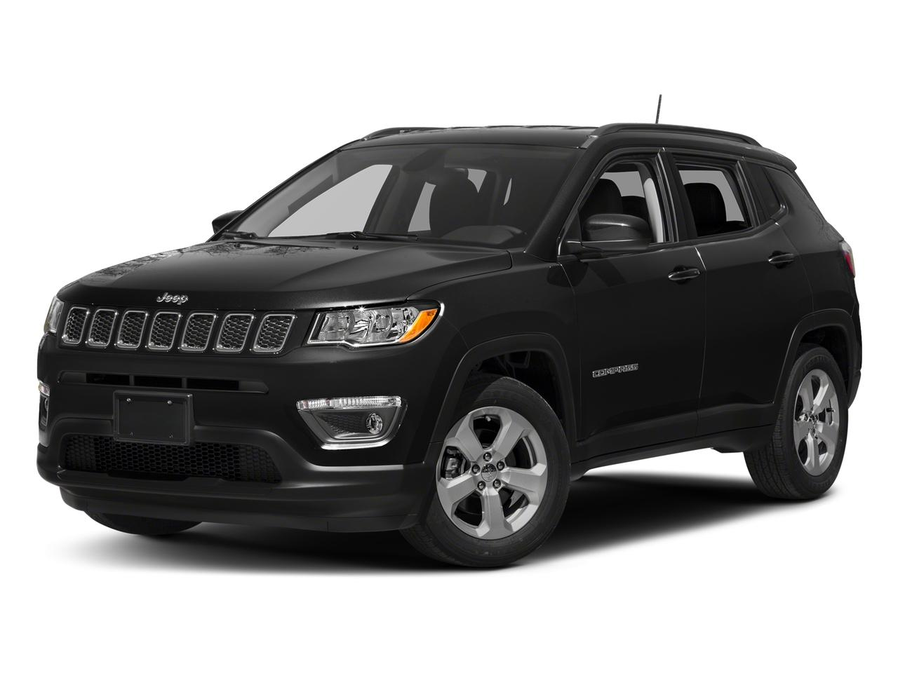 2017 Jeep Compass Vehicle Photo in WATERTOWN, CT 06795-3318